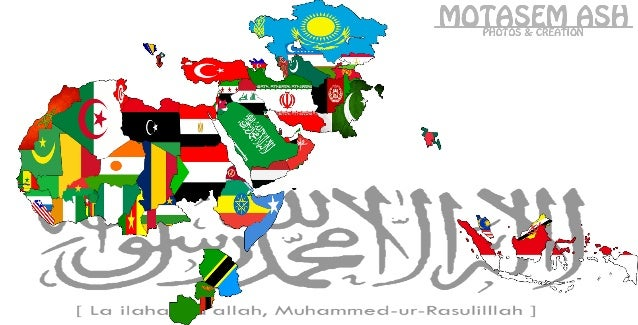 Muslims world map gumiabroncs Choice Image