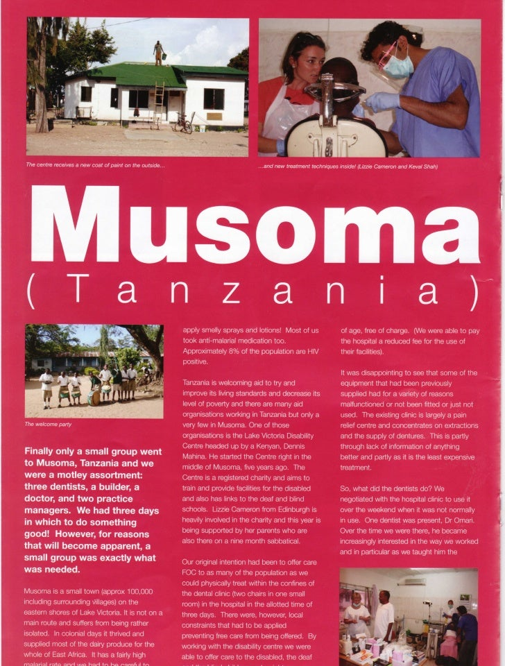 Musoma Project