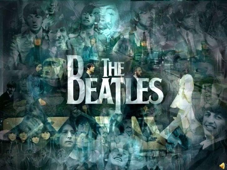The Beatles's band.           The Beatles fueron una banda de           rock inglesa que estuvo activa en la           déc...