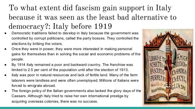to what extent did mussolini erode 'how democracies die' authors say trump is a symptom of 'deeper problems' harvard professors steven levitsky  and i'm interested to what extent.