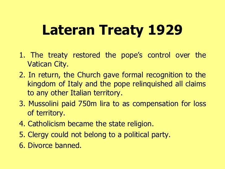 Fascism In Italy