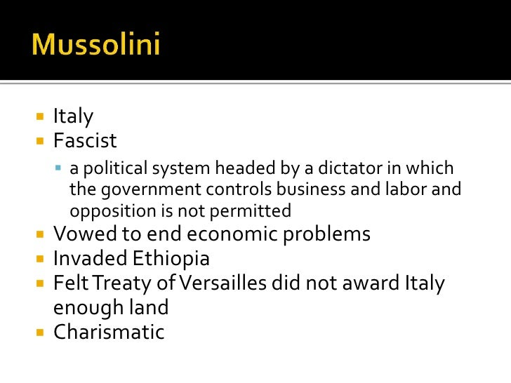 hitler mussolini essay Throughout history, many leaders have impacted their countries and the world around them adolf hitler and benito mussolini are two brutal y.
