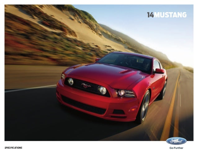 14mustang  Specifications