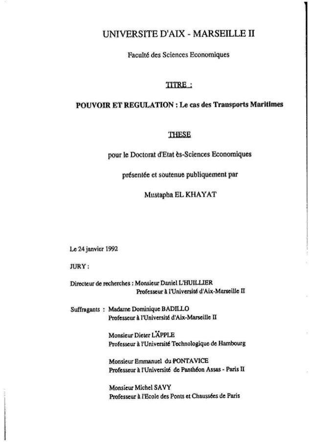 Mustapha el khayat transports maritimes pouvoir et régulation.txt