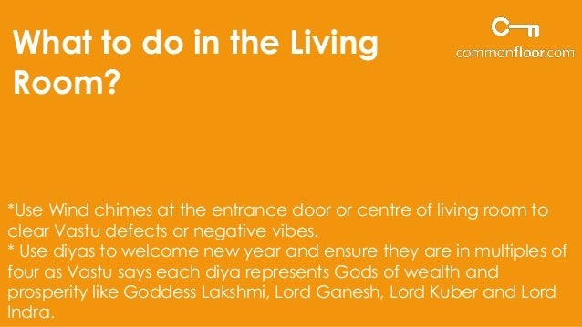 5. Simple and Effective Vastu Tips For A Happy New Year 2015