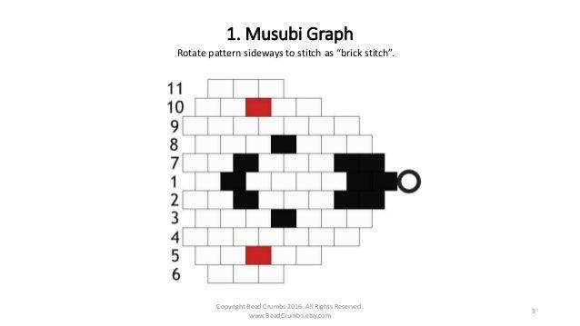 Beaded Musubi Tutorial (Kawaii Rice Ball) Slide 3