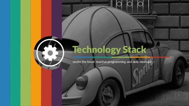 technology stack 42