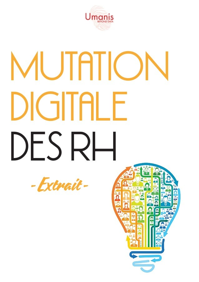 mutation digitale des RH - Extrait -