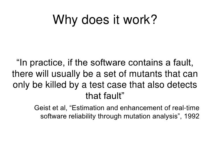 SoftwareTesting Techniques with Emphasis on Enhancing Software Reliability (1st)
