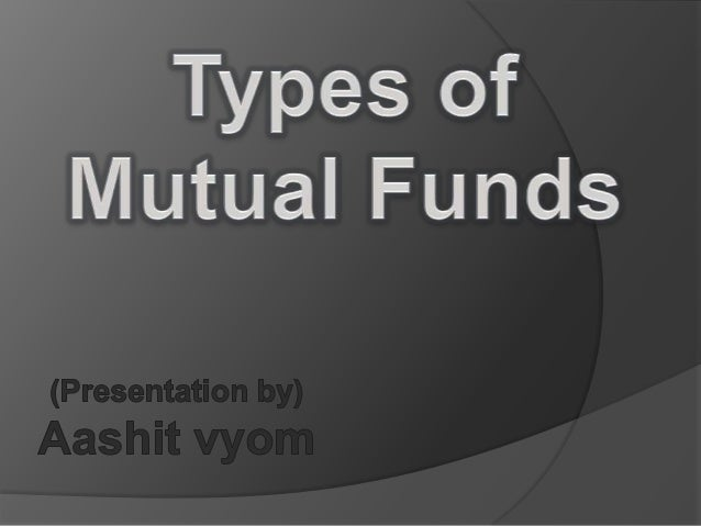 Before knowing the types of mutual funds we need to know what is Mutual funds.  A Mutual fund is a professionally managed ...