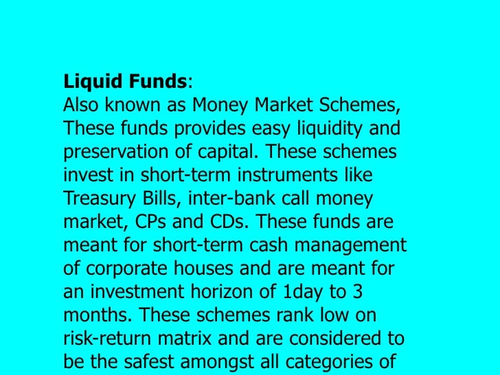 termpapers on investment Operating environment of the short-term investment space this paper outlines practical ways to optimize a cash portfolio's investment strategy by using a full spectrum of liquidity solutions.