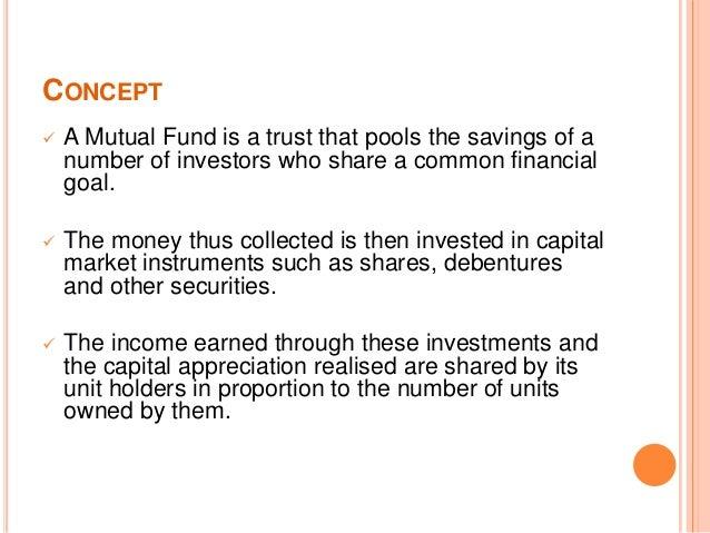 Mutual funds Slide 3