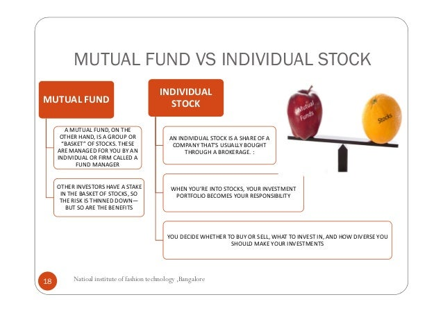 Dividend Funds vs. Dividend Stocks