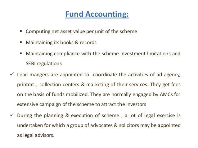 mutual fund accounting - Mutual Fund Accountant