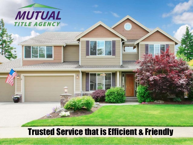 Trusted Service that is Efficient & Friendly