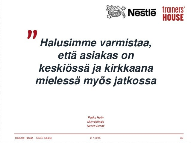 the nestl case Nestle sa has lost its bid to throw out a court case which has accused it of using child labourers for its chocolate products the us supreme court has rejected the appeal from nestle and two .