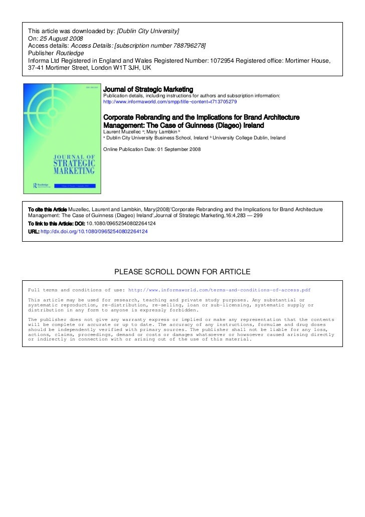 This article was downloaded by: [Dublin City University]On: 25 August 2008Access details: Access Details: [subscription nu...