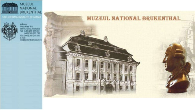Muzeul National Brukenthal a fost deschis publicului in 1817 fiind primul muzeu de pe teritoriulRomaniei de astazi si al d...
