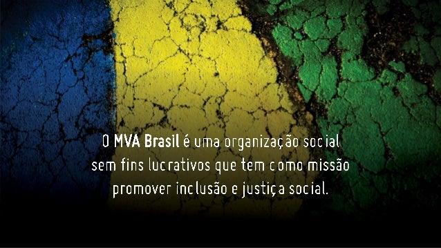 MVA Brasil - Apresentação Organização Slide 2