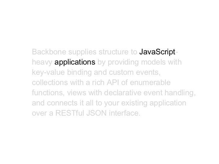 Javascript Web  Application