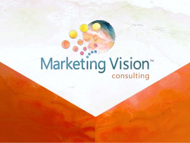 Marketing Vision Consulting LLC Marketing Vision Consulting is a global consulting company, which specializes in the devel...