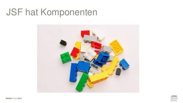 Und MVC 1.0… Keine Komponenten?