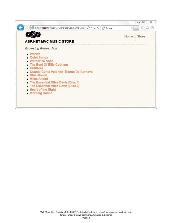 mvc music store tutorial mvc 5 pdf