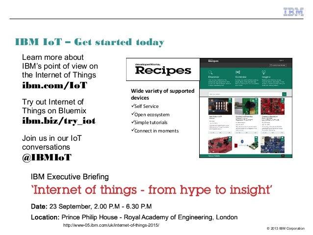 Angus McCann, IBM  Presentation at Health-Tech Innovation LABS Confer…