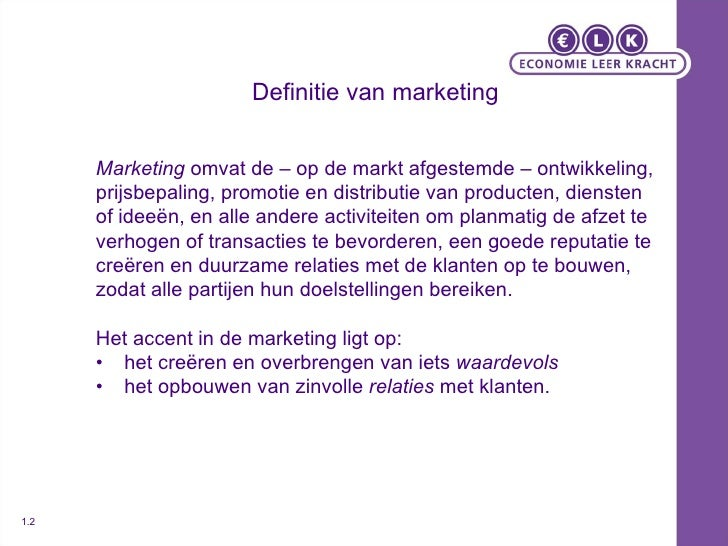 Distributie definitie