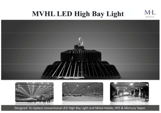 LED high bay & Conventional LED