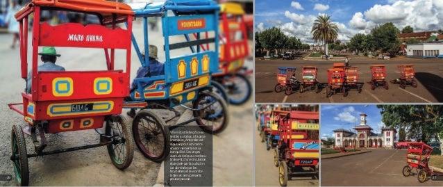 Ville industrielle grâce au textile, au tabac, à l'agroa- limentaire, Antsirabe est réputée pour son cadre environnemental...