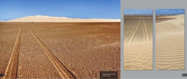 Les paysages de sable du lac Anony 7372