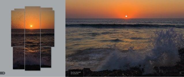 Coucher de soleil sur Lavanono. 9594