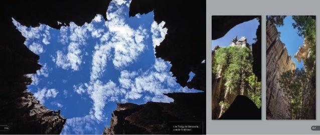 Les Tsingy de Bemaraha vus de l'intérieur. 107106