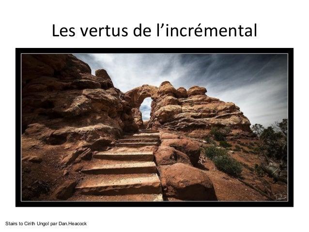 Les vertus de l'incrémental  Stairs to Cirith Ungol par Dan.Heacock