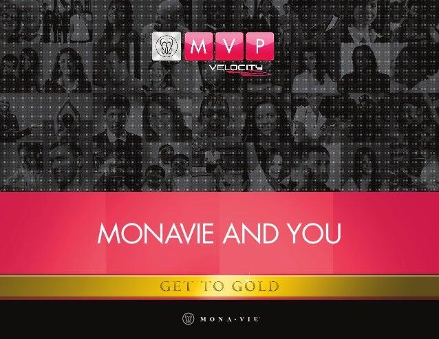 MonaVie and You         ®
