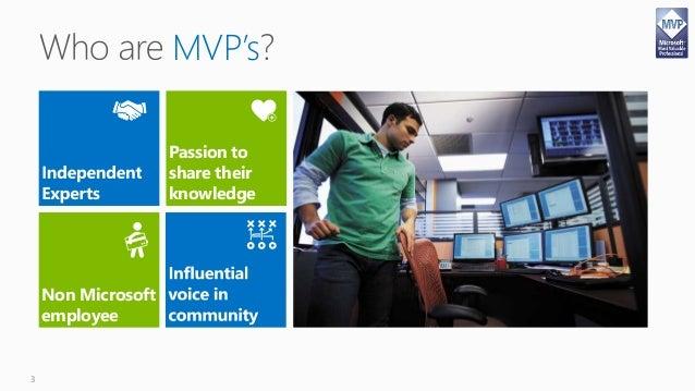 The Microsoft MVP Award Mentor Program Slide 3