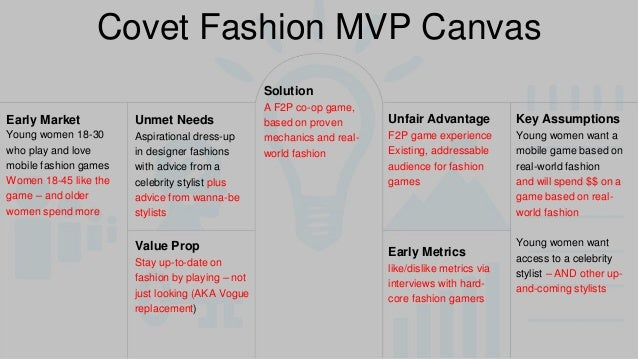 Product Brief: Key Elements  1. Summary: Elevator Pitch  2. MVP Canvas: Before & After  3. Key Research Findings