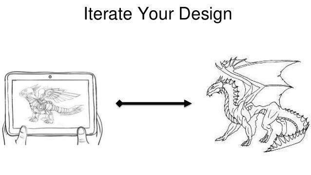 Iterate Your Design