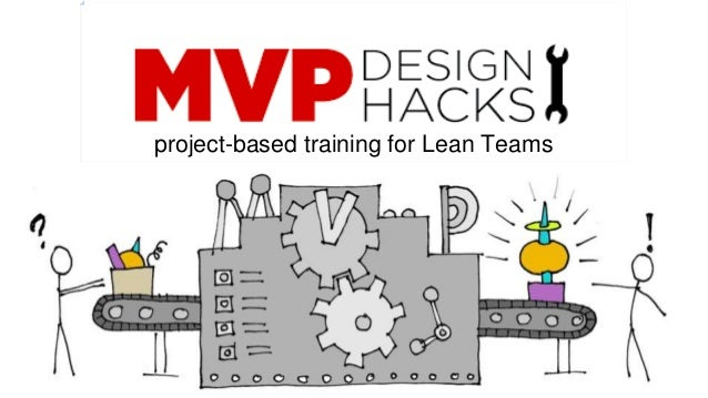 project-based training for Lean Teams
