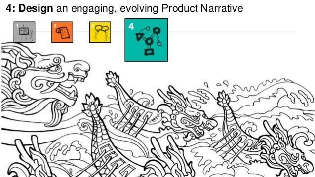 4: Design an engaging, evolving Product Narrative