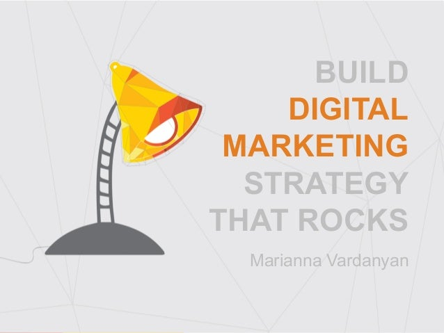 how to build a digital strategy