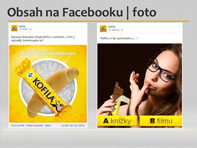 ● j Obsah na Facebooku   foto