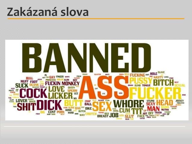 Zakázaná slova