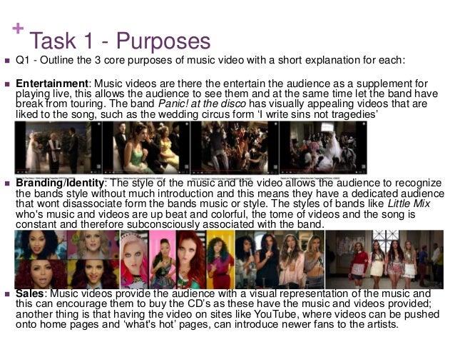 Music Video Case Study