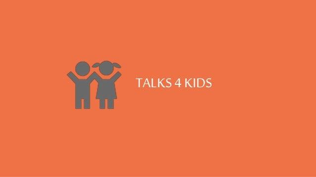 TALKS 4 KIDS