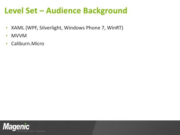 windows phone mvvm framework