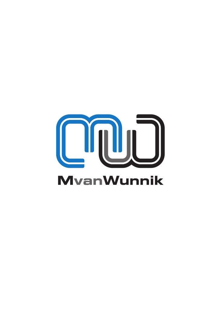 MvWunnik logo