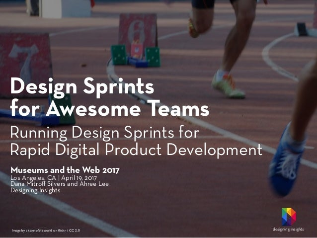 Design Sprints 