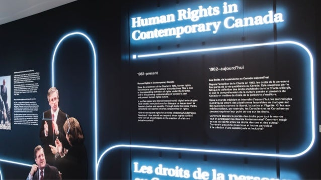 For the digital experience in Human Rights in Contemporary Canada, we wanted to capture the imagination of the visitor. Cr...